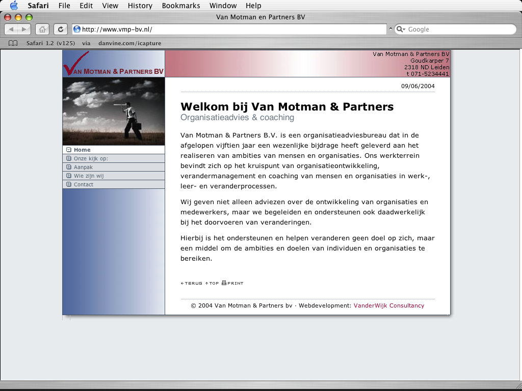 Van Motman en Partners